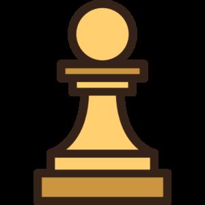 schach lernen - bauer