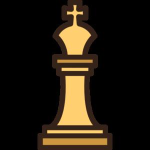 schach lernen - könig