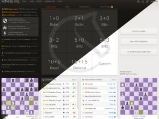Schach Online zu Zweit Spielen