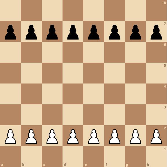 Schach Bauer - Position