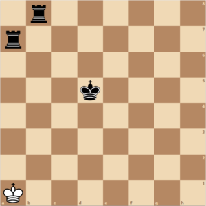 schach lernen - schachmatt